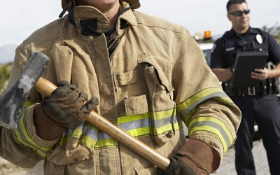 Workers' Comp Benefits in Wilmington NC Reduced  for Firefighters, Police