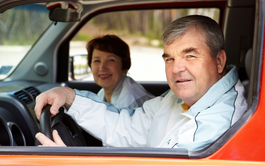 Older Drivers and Automobile Accidents